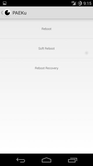 PAEK Updater (Free) - screenshot
