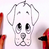 How To Draw Cute Puppies