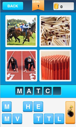 1 Pic 1 Word Tap and Guess Solver & Cheats for Android
