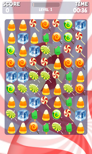 Candy Fantasy Game