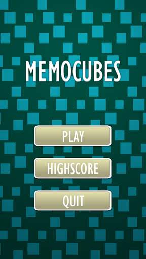 МемоКубы - тренировка памяти