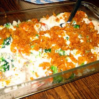 Baked Zesty Carrots