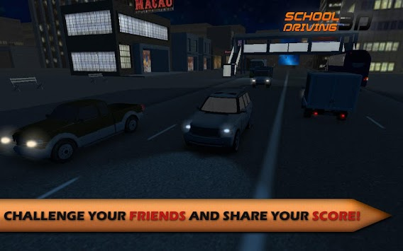 School Driving 3D APK screenshot thumbnail 15