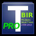 BIR BIÓLOGOS RESIDENTES 08-13