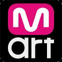 무료배경(연예인/카카오톡/고런처) M-art[엠아트] icon
