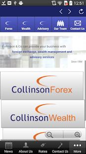 CollinsonFX - screenshot thumbnail