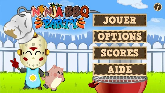 Ninja Barbecue Party App- screenshot thumbnail