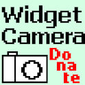 WidgetCamera Donate version logo