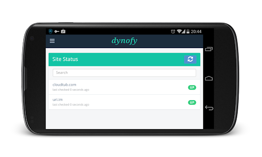 Dynofy- screenshot thumbnail