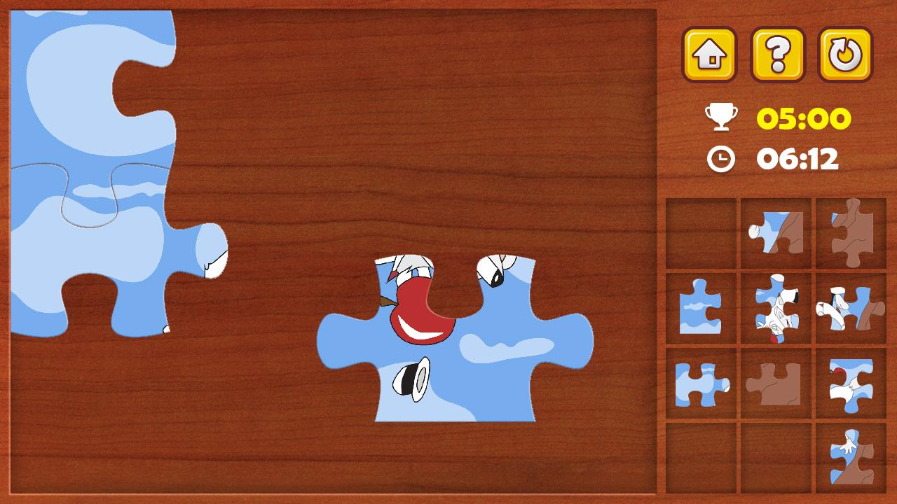 Kevin's Puzzle Game- screenshot