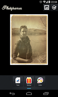 Vintage PhotoFrames- screenshot thumbnail