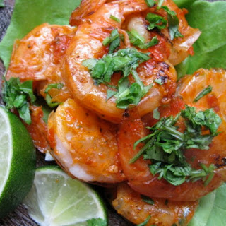 Piri Piri Shrimp