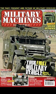 Military Machines Intl- screenshot thumbnail
