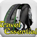 Travel Essential Utility icon