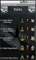 Screenshot of U.S. Navy Boot Camp