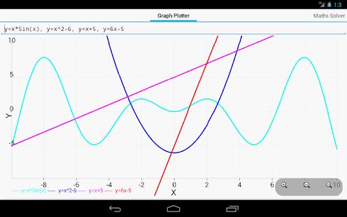 Math solver 2 5 2 apk android apk full mod for Chemistry reaction calculator fort de france