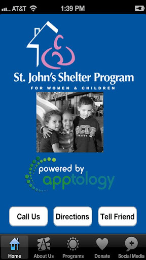 St. John's Shelter Program