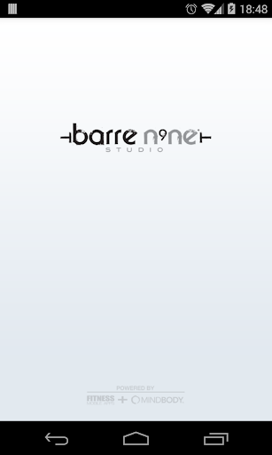 barre n9ne® studio