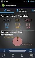 Screenshot of 3G Defender(Data Manager)