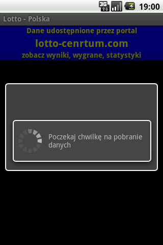 Lotto - Polska [PL] (CHR) - screenshot