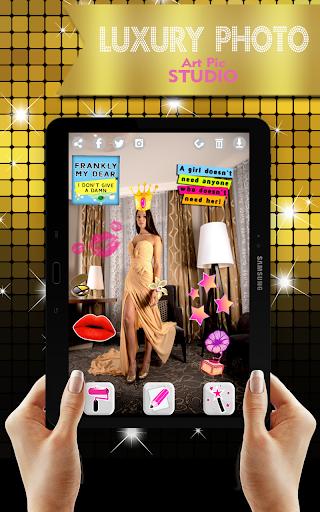 玩攝影App|豪华照片编辑器免費|APP試玩