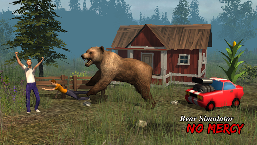 Bear Simulator No Mercy 3D