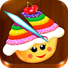 Cake Mania - Slice It icon