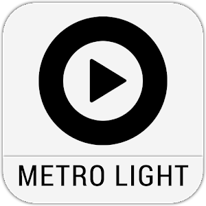 PlayerPro Metro Light WP 音樂 App LOGO-APP試玩