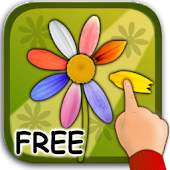 🌼Touch Games For Kids free🌼