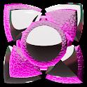 NEXT tema lagarto Rosa HD icon