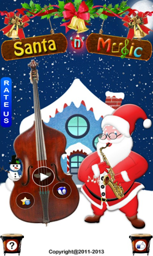 Speaking Santa n Music