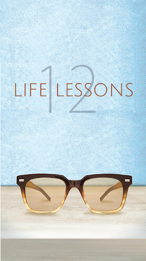 12 Life Lessons