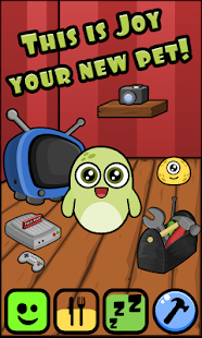 Joy 🐾 Virtual Pet Game- screenshot thumbnail