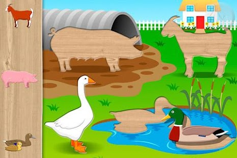 Farmyard Animals LITE - screenshot thumbnail