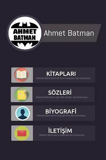 Ahmet Batman