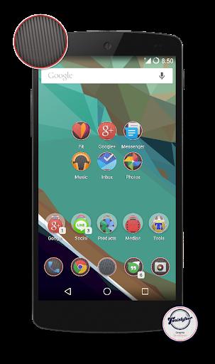 Inline IconPack Free
