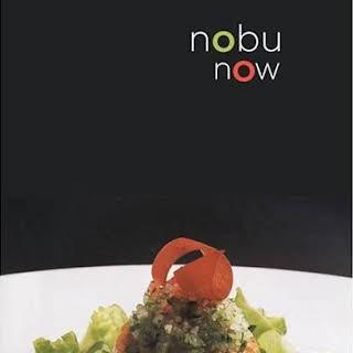 Nobu's Tuna Tataki Sashimi Salad with Matsuhisa Dressing.