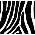 Zebra Diamond Theme HD logo