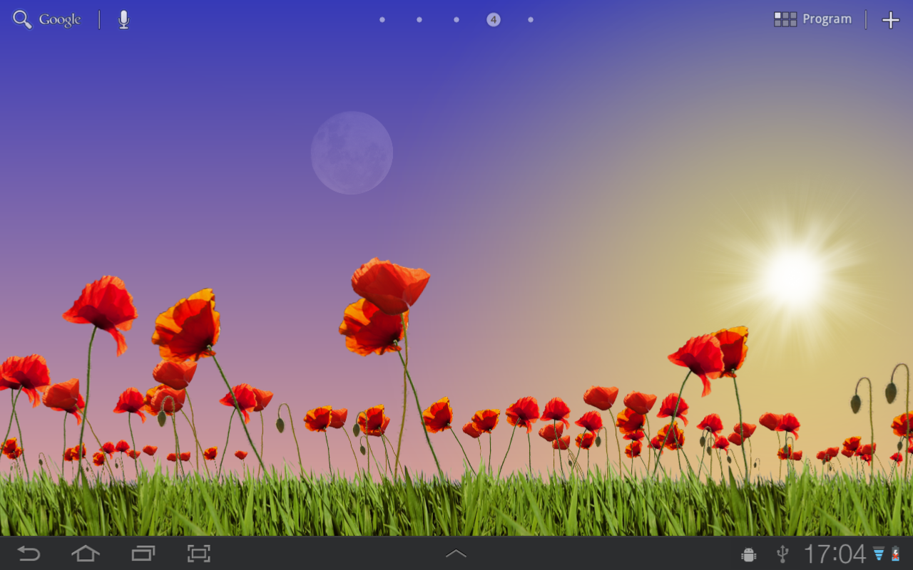Poppy Field Free - screenshot