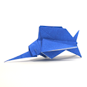 Aquarium Origami 7 icon