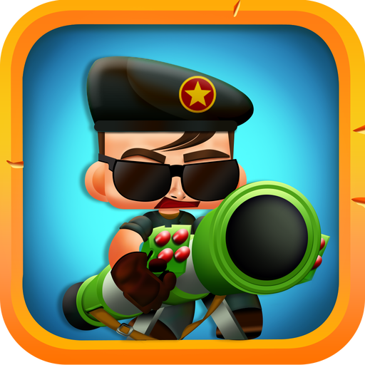 Combat Shooter LOGO-APP點子