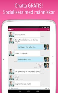 Dating webbplatser gratis chatta utan betalning