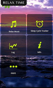 Relax Music & Sleep Sounds -  Sleep Cycle Tracker- screenshot thumbnail