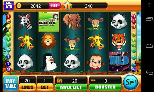 Zoo Slots - Slot Machine