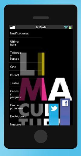 Lima es Cultura