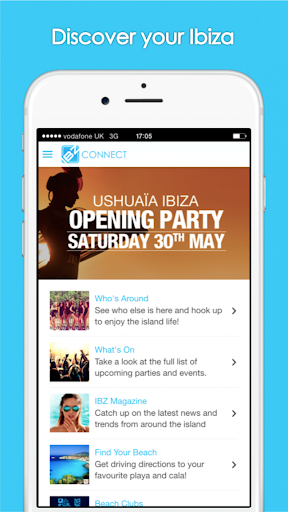 IBZ Connect - Your Ibiza App