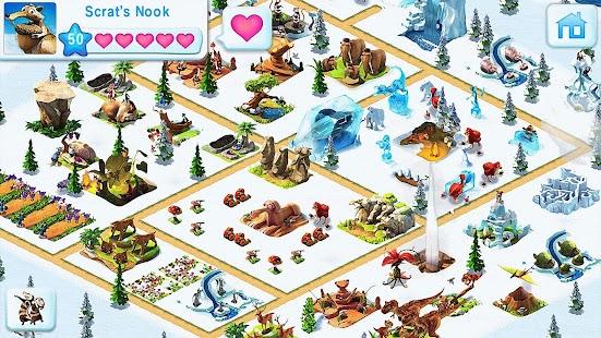 Игра Ледниковый Период Деревушка На Компьютер