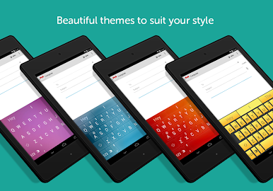 SwiftKey Keyboard + Emoji Screenshot 4