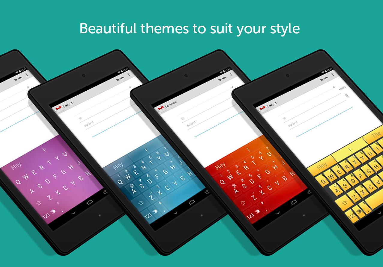 SwiftKey Keyboard - screenshot