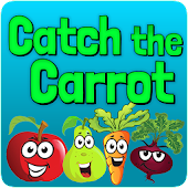 Catch the Carrot Kid Food Game